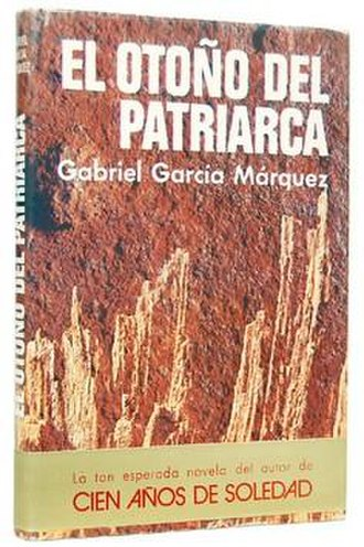 The Autumn of the Patriarch - First edition (Spanish)