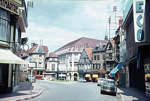 Auxerre - Old Slide