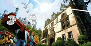 Avengers Mansion - Image: Avengers Mansion