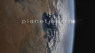 <i>Planet Earth</i> (2006 TV series) 2006 British nature documentary television series