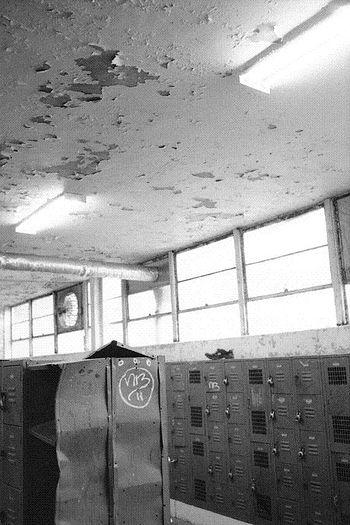 BRMHS boys locker room 1