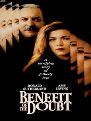 Benefit of the Doubt (1993 film) - Image: Benefit of the Doubt (1993 film)