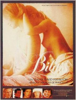 <i>Bilitis</i> (film) 1977 film by David Hamilton