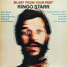 Compilation Album By Ringo Starr Released 25 November 1975