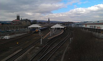 Bolton Interchange - Image: Bolton Interchange