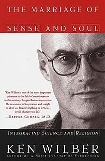 <i>The Marriage of Sense and Soul</i> book by Ken Wilber
