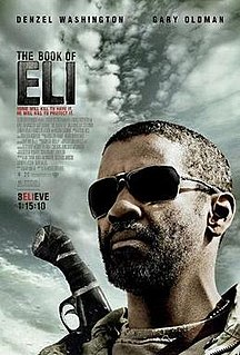 <i>The Book of Eli</i> 2010 post-apocalyptic action film