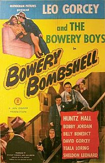 <i>Bowery Bombshell</i>