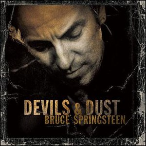 Devils & Dust - Image: Bruce Springsteen Devils & Dust