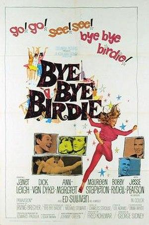 Bye Bye Birdie (film) - Original release poster