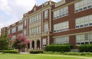 C. E. Byrd High School - Image: Byrdhigh
