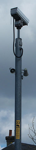 talking cctv camera