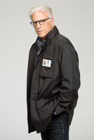 D.B. Russell - Image: CSI Ted Danson promo