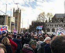 Campaña contra el antisemitismo en la Plaza del Parlamento 2019.jpg