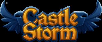 CastleStorm - Logo of CastleStorm