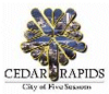 Official seal of Cedar Rapids
