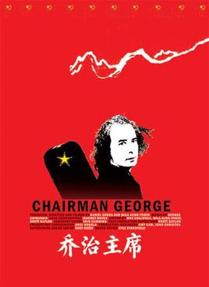 Chairman George - Image: Chairman george poster