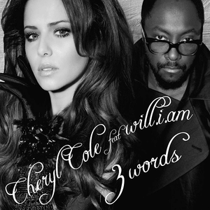 3 Words (song) - Image: Cheryl Cole 3 Words (Official Single Cover)
