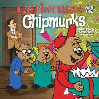Christmas with The Chipmunks - Image: Chistm aschip 2007