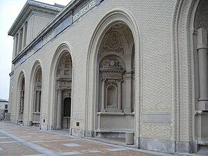 Carnegie Mellon School of Art - The College of Fine Arts Building