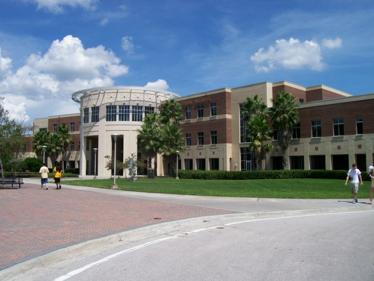 University of Central Florida College of Health and Public Affairs ...