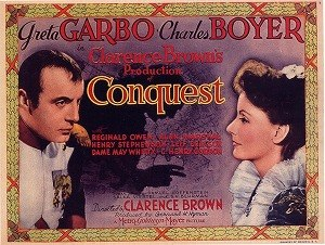 Conquest (1937 film) - Theatrical release poster