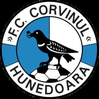 FC Corvinul Hunedoara - Image: Corvinul Hunedoara