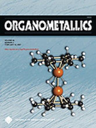 Organometallics - Image: Cover Organometallics
