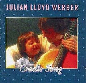 Cradle Song (album) - Image: Cradle Song (Jullian Lloyd Webber album), coverart