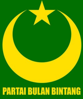 Crescent Star Party (Indonesia) political party in Indonesia