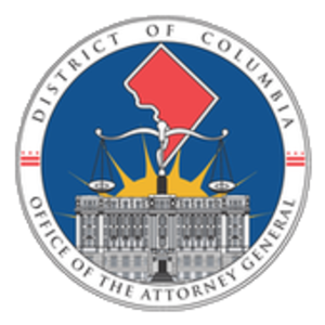 Attorney General for the District of Columbia - Image: DC Attorney General Seal