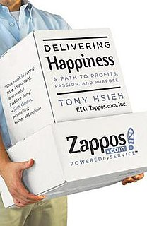 <i>Delivering Happiness</i>