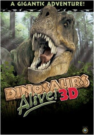 Dinosaurs Alive! - Image: Dinosaursaliveposter