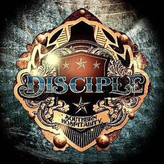 Southern Hospitality (album) - Image: Disciple Southern Hospitality