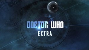 Doctor Who Extra - The Doctor Who Extra logo