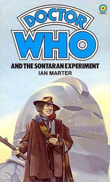 Doctor Who and the Sontaran Experiment.jpg