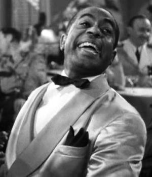 Dooley Wilson - Wilson in Casablanca (1942)
