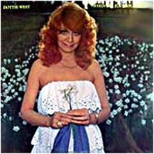 When It's Just You and Me (album) - Image: Dottie West 1977 Comeback Album