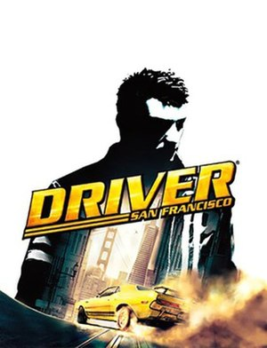 Driver: San Francisco - Image: Driver San Francisco Box Art