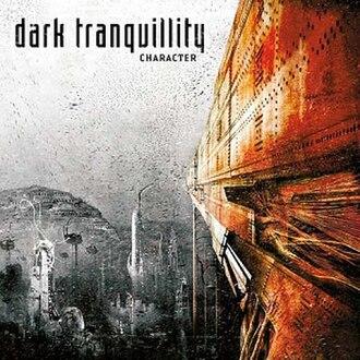 Character (Dark Tranquillity album) - Image: Dtalbumcharacter 2005