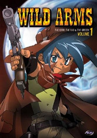 Wild Arms: Twilight Venom - Wild Arms (anime) poster