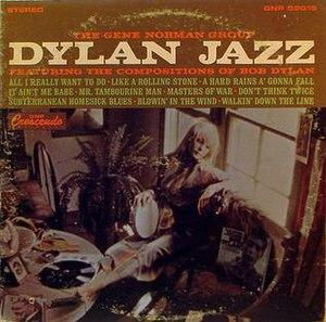 Dylan Jazz - Image: Dylan Jazz album cover