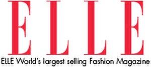 Elle (India) - Image: ELLE India logo