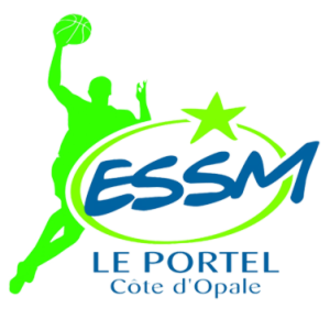 ESSM Le Portel - Former logo of the team (2007–2015)