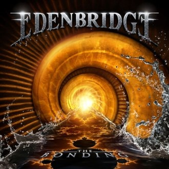 The Bonding (album) - Image: Edenbridge Bonding cover