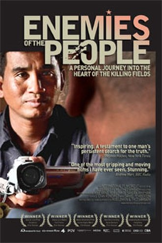 Enemies of the People (film) - Theatrical release poster
