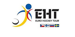 Euro Hockey Tour European mens national team ice hockey tournament