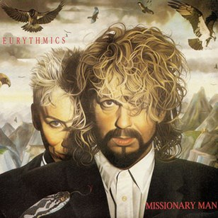 Missionary Man (Eurythmics song) original song written and composed by Annie Lennox, Dave Stewart