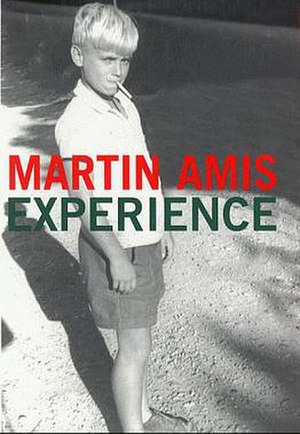 Experience (Martin Amis) - Image: Experience by Martin Amis