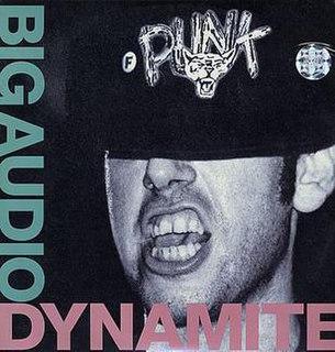 <i>F-Punk</i> 1995 studio album by Big Audio Dynamite